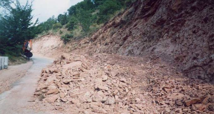 Erosione e frane