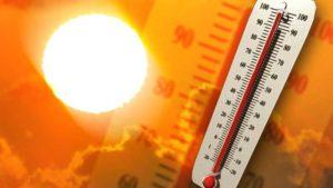 Avviso per rischio incendi e ondate di calore in Sicilia fino al 6 agosto