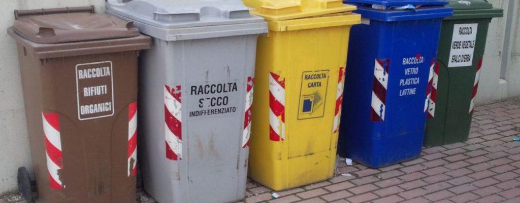 Sistema raccolta rifiuti