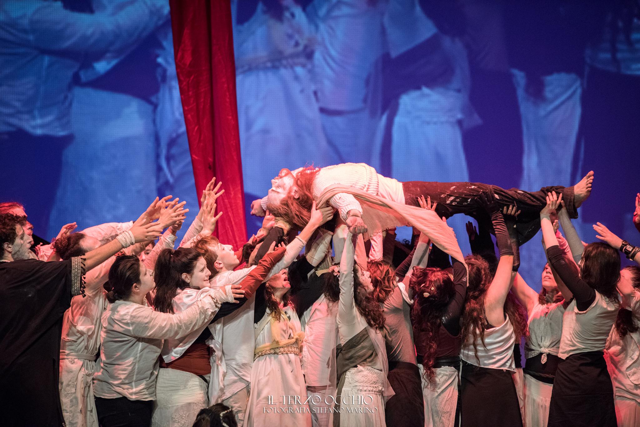 Immagini EsosTheatre - il teatro degli Esoscheletri (2)