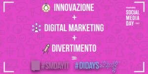 Torna la tre giorni dedicata al Marketing Digitale, ai Social Media e all'Innovazione firmata Mashable
