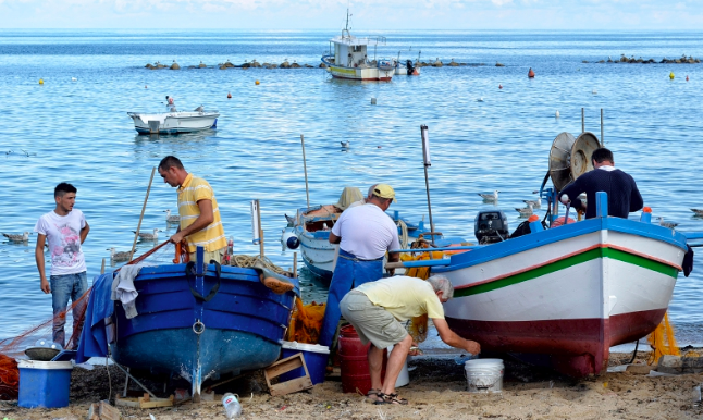 Finanziamenti Pesca
