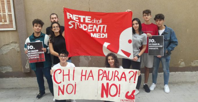 Flashmob studenteschi