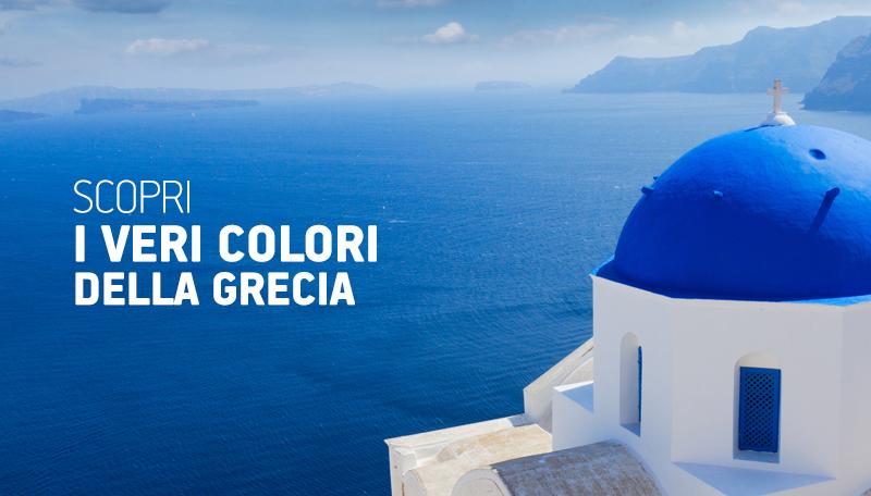 Voli diretti per Atene da Catania