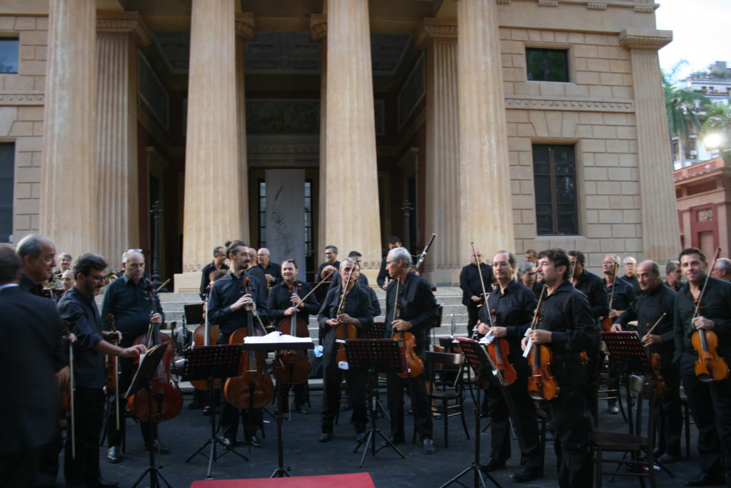 Ultimo Beethoven all'Orto Botanico