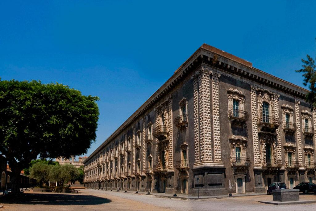 Terre di cinema a Catania
