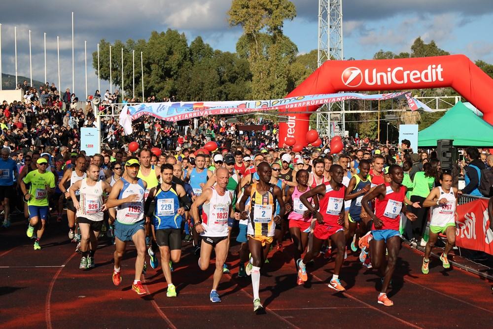 XXIV maratona Palermo