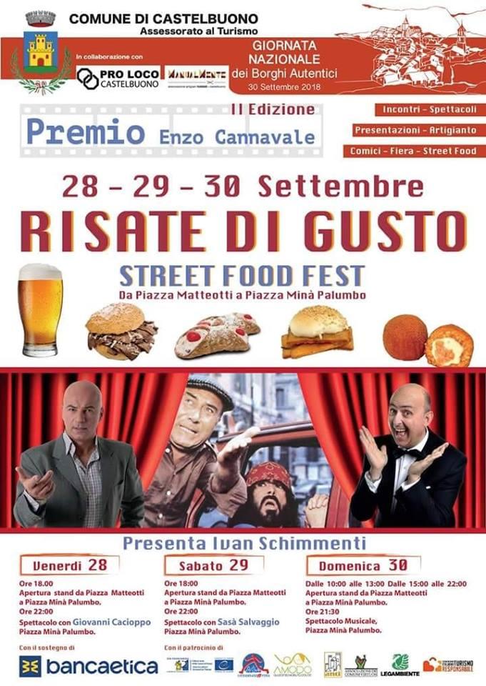 Street food a Castelbuono