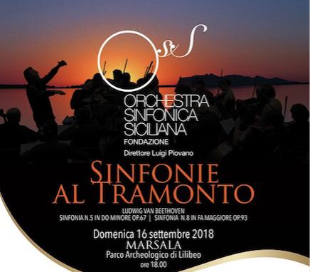 Sinfonie al Tramonto