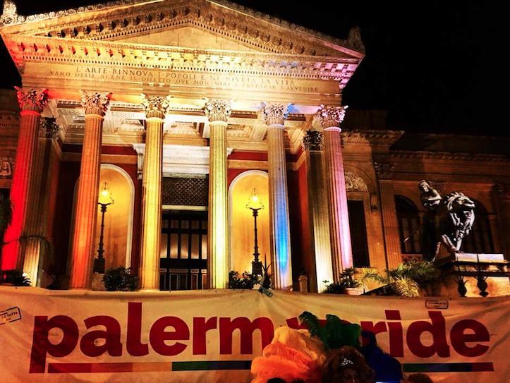 Parata Palermo Pride