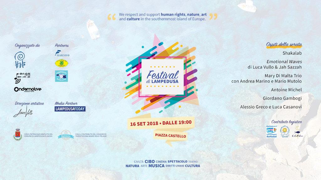 festival lampedusa