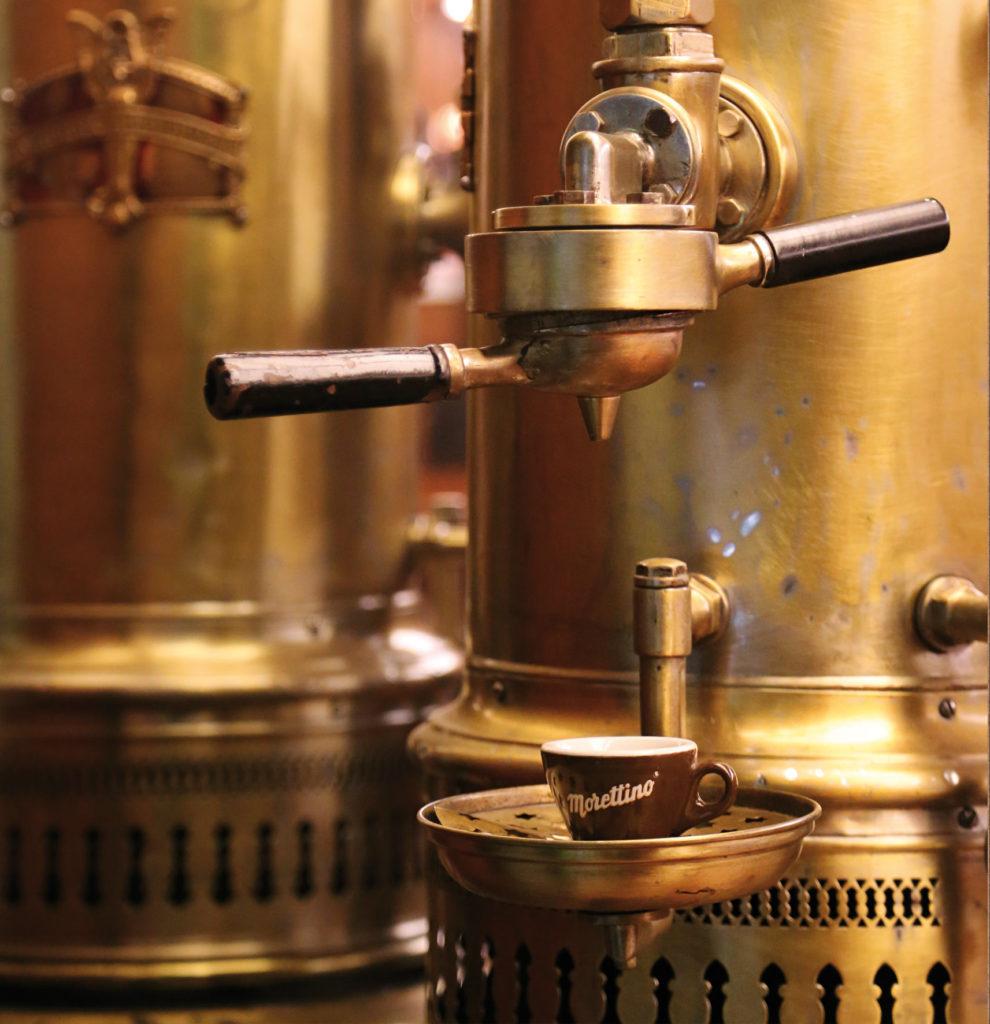 Morettino caffè ufficiale