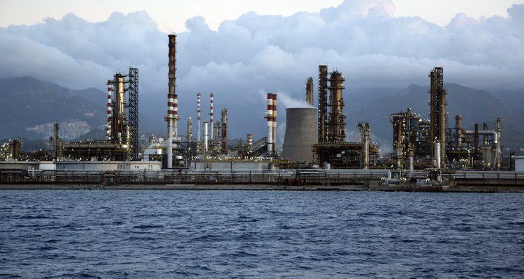 Procedimento Raffineria di Milazzo