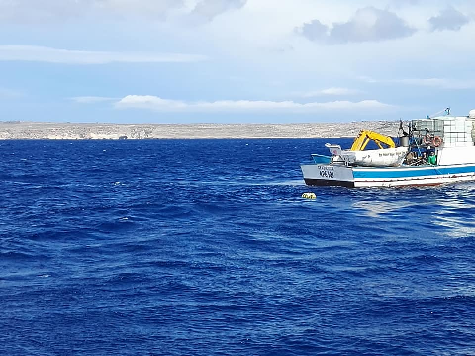 Lampedusa ricorda il naufragio del 2013