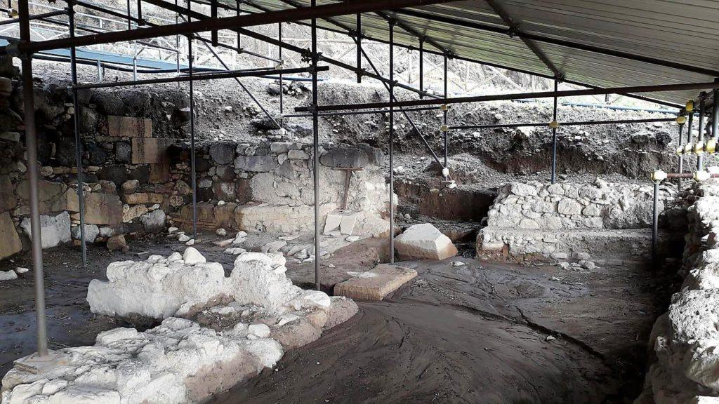 Aree archeologiche danneggiate