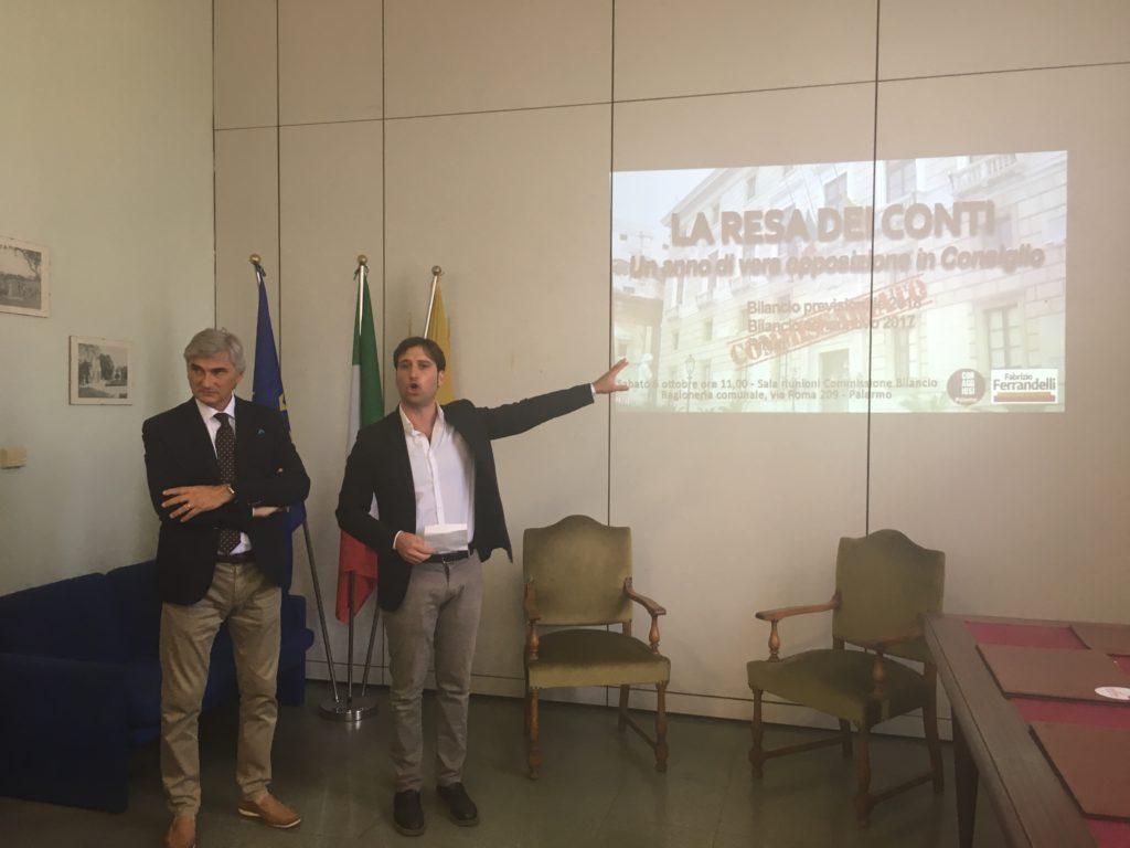 dimissioni collettive Ferrandelli Mattaliano