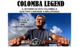 """Si gira western a Custonaci, """"Colomba Legend"""" di Vito Colomba"""