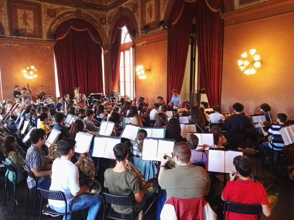 Massimo Kids Orchestra