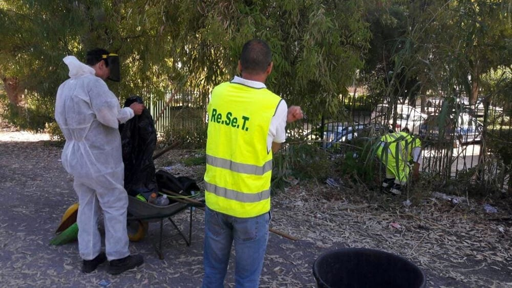 Verde pubblico Palermo