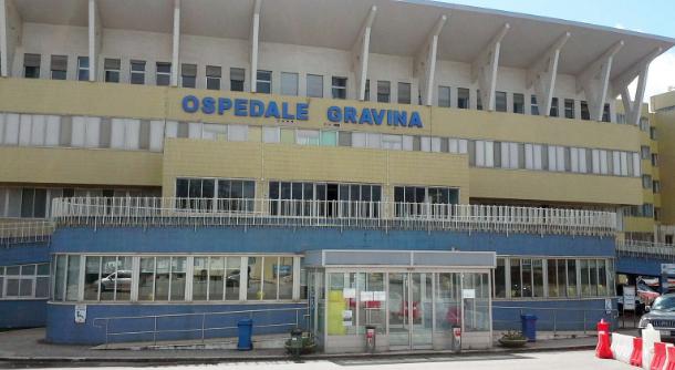 Ospedale di Caltagirone allo sfascio