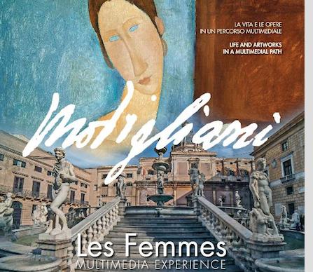 Modigliani in mostra