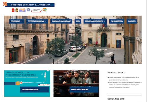 Consorzio universitario Caltanissetta