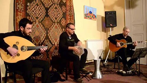 Festival sabir Trio Nahawand
