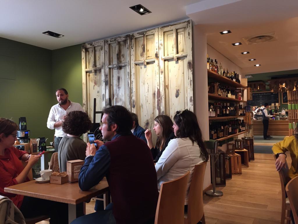 Bioesserì e coffee exsperience
