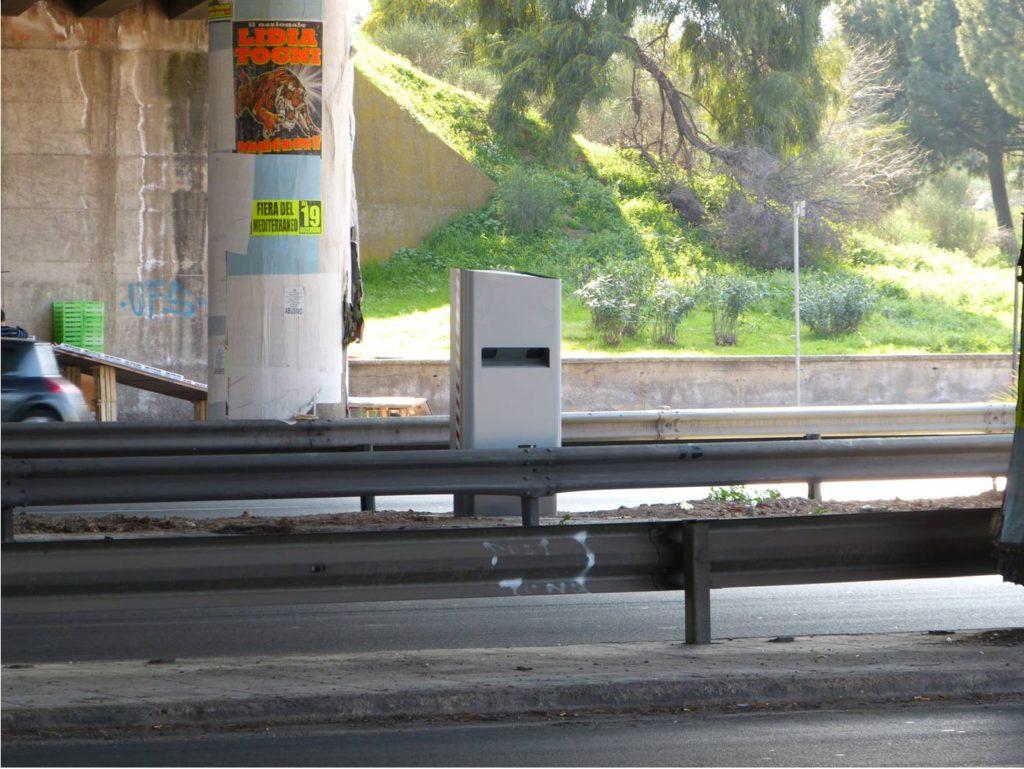 Autovelox Palermo