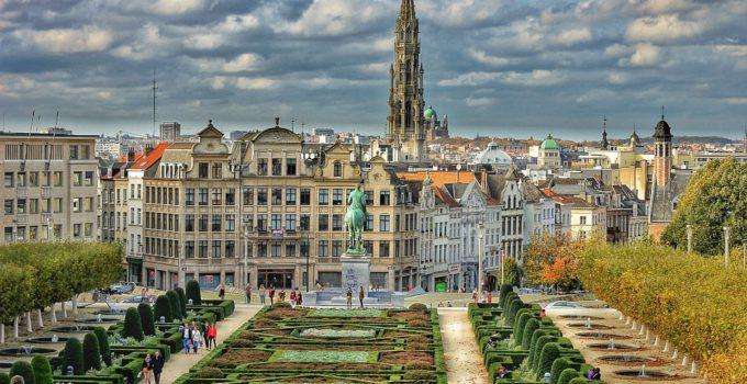 Musumeci a Bruxelles