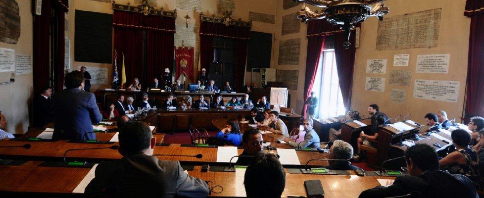 Crisi al Comune di Palermo