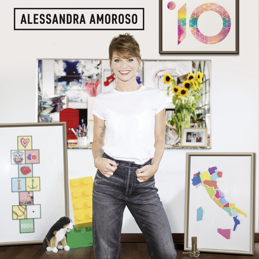 Alessandra Amoroso a Palermo