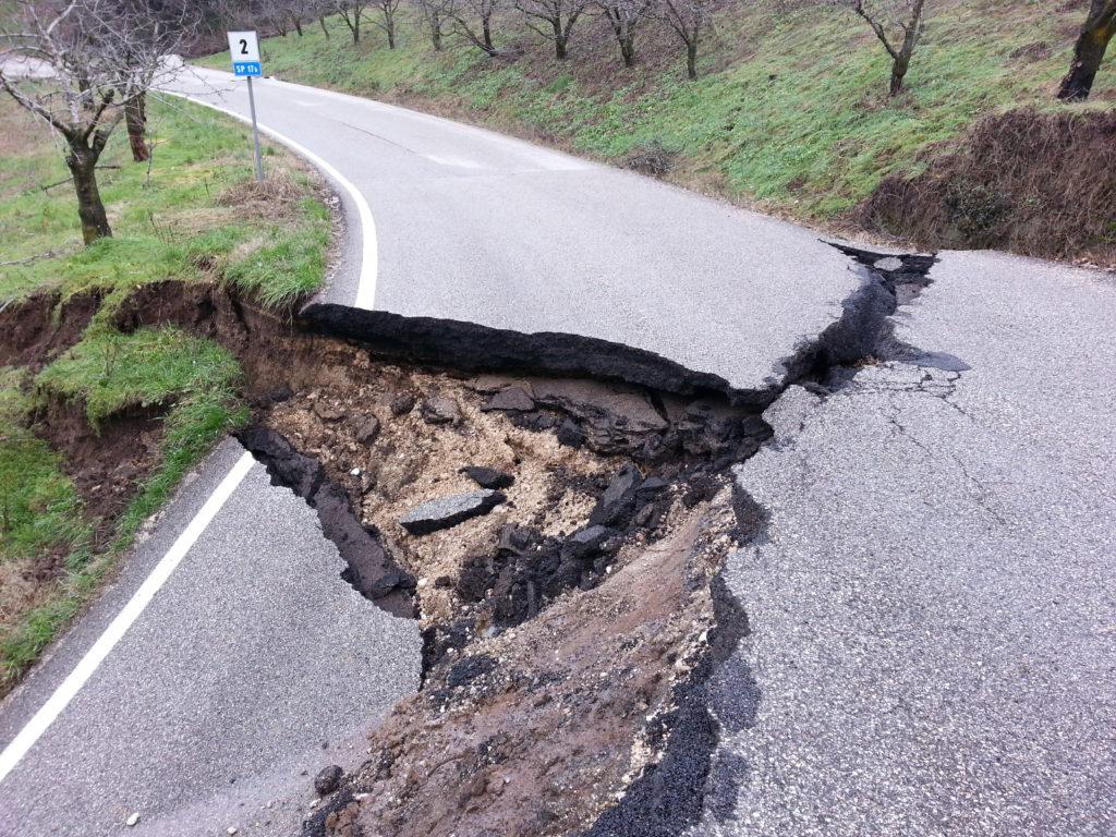 Rischio idrogeologico in Sicilia