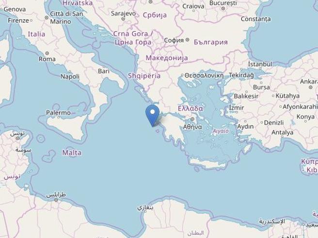 Scossa Mar Jonio