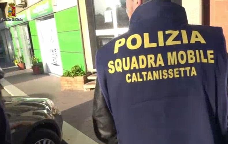 Intimidazioni a Caltanissetta