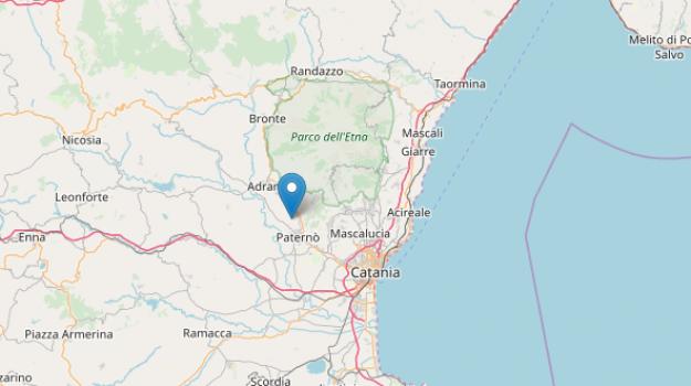 Scossa di terremoto a Catania