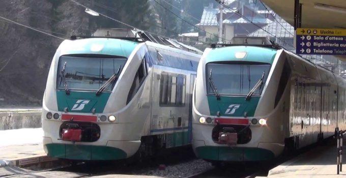 Treni in Sicilia da 4 maggio