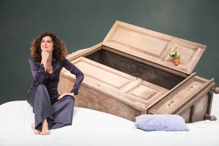 Teresa Mannino al Teatro Biondo