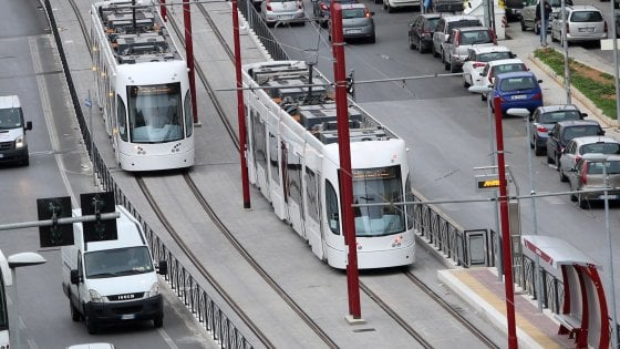 Nuove linee tram Palermo