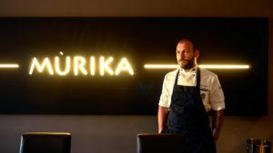 Mùrika, la nuova scommessa dello chef Giorgio Cicero