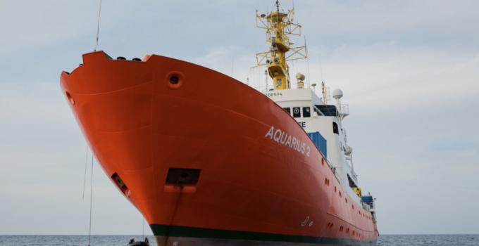 Sequestrata nave Acquarius