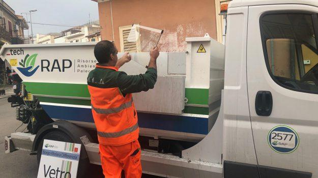 Raccolta Differenziata Palermo