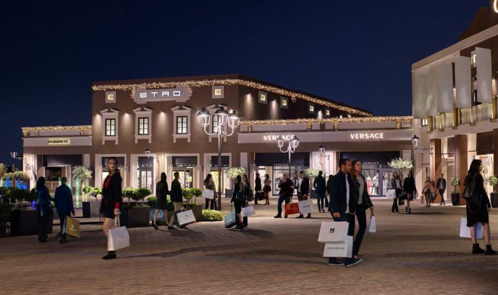 Black Friday Sicilia Outlet Village