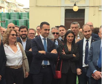 Di Maio a Palermo