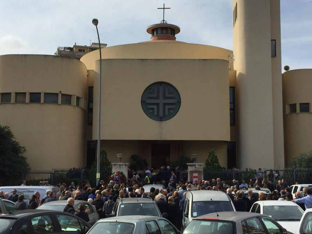 Funerali del pediatra Giuseppe Liotta