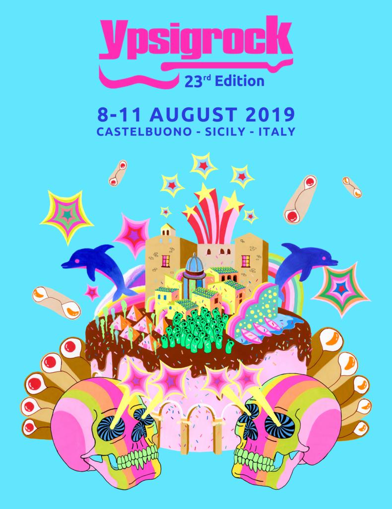 Ypsigrock Festival 2019