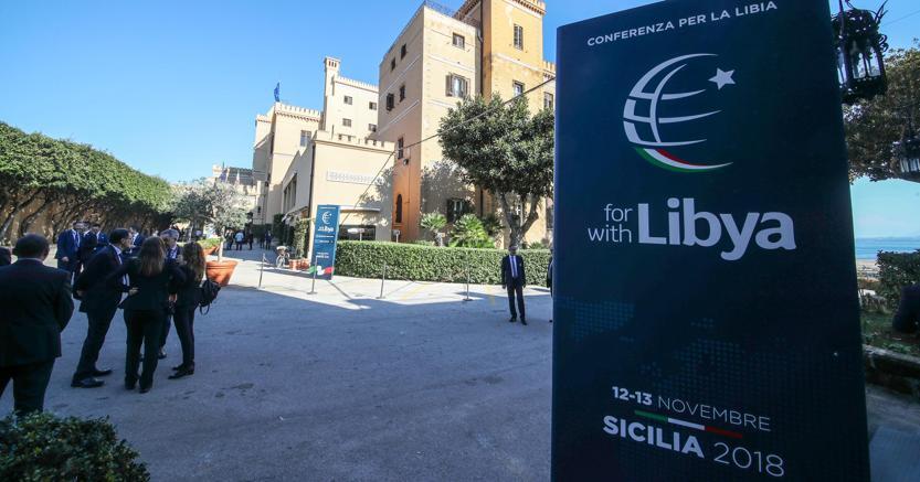 Decolla vertice sulla Libia
