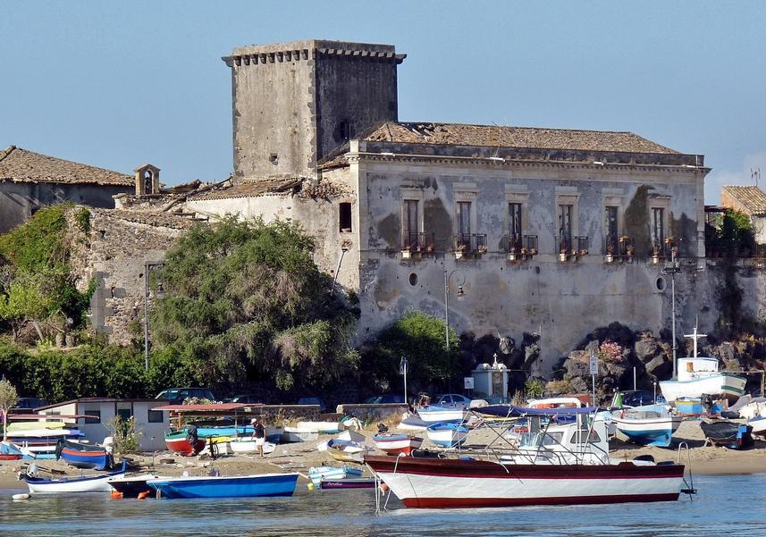 Castello di Schisó