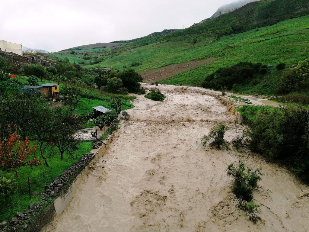 Messa in sicurezza fiume Salso