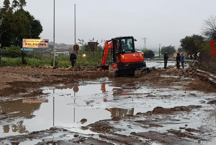 Emergenza alluvione in Sicilia